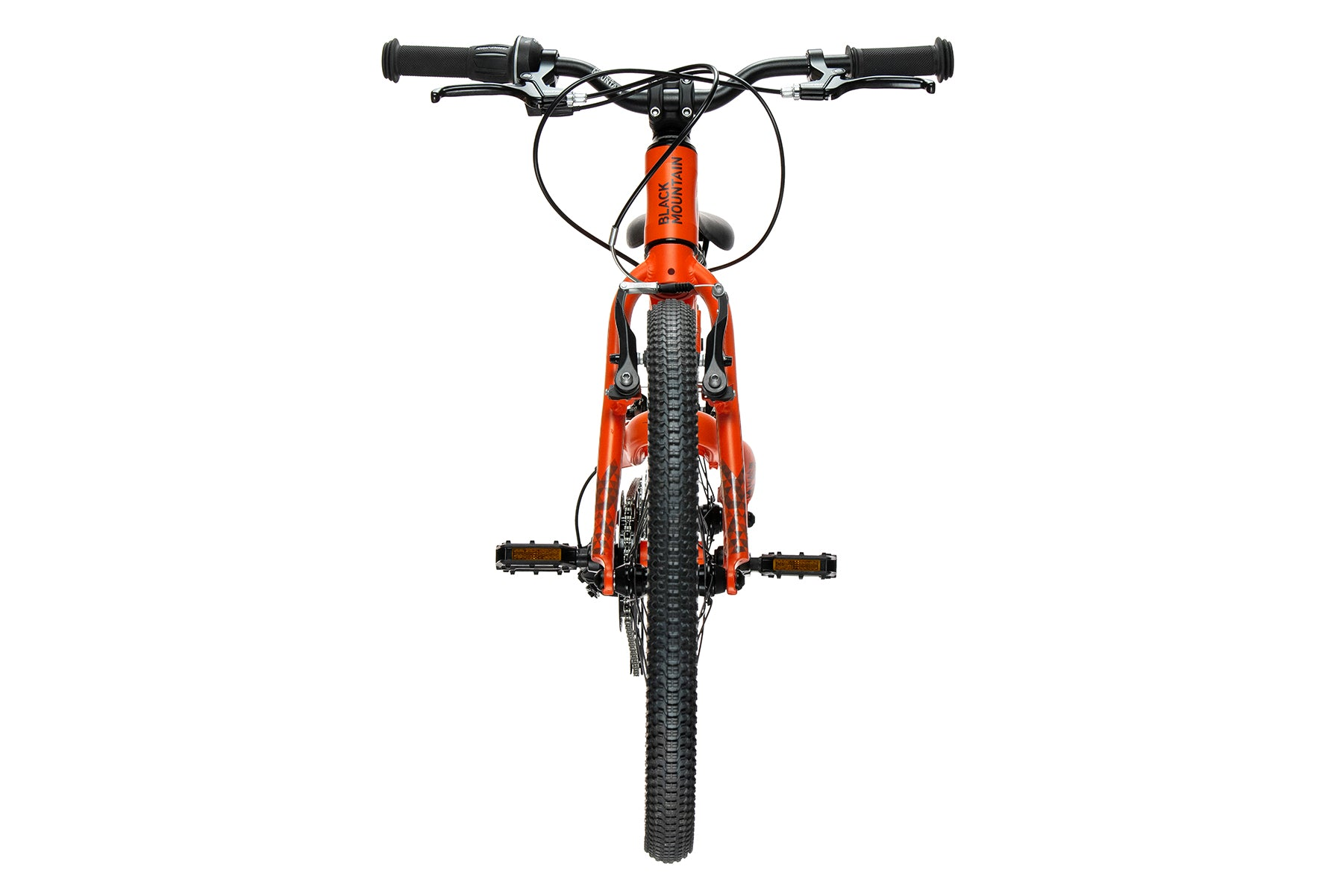 "Front view of 20"" bike"