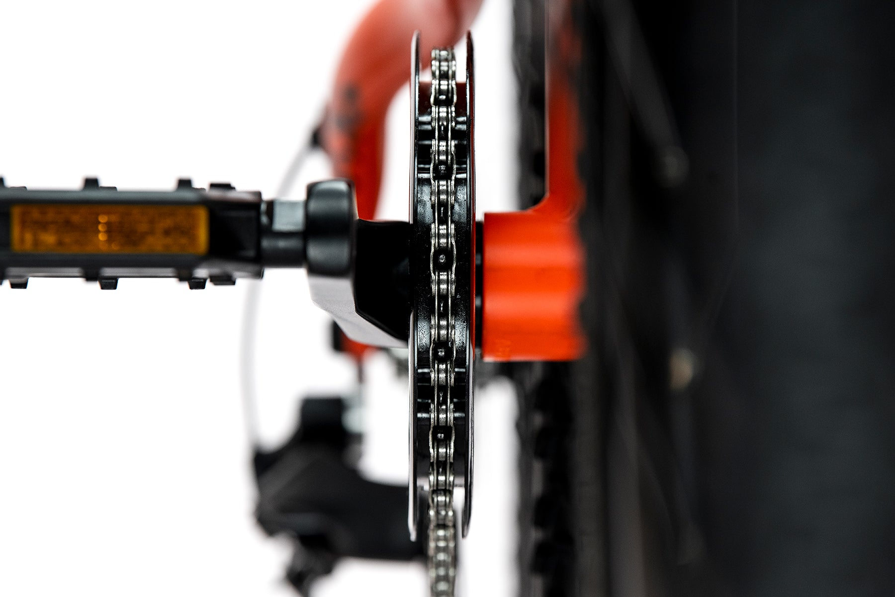 "18"" children's bike chainring"