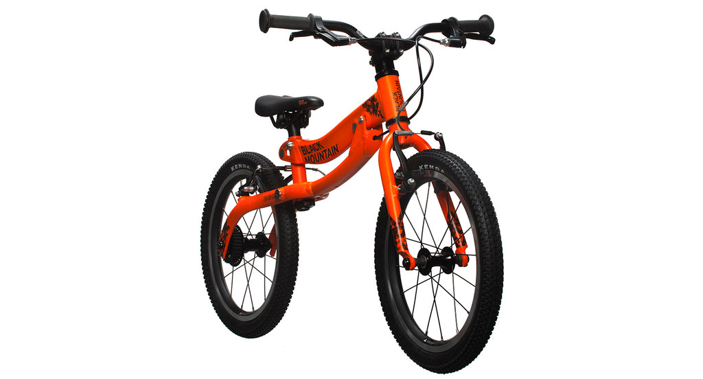 Balance bike for 5 year old Black Mountain SKOG