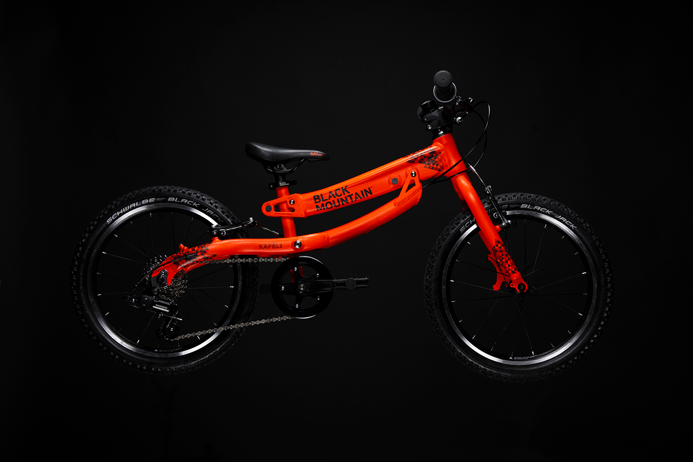 "18"" kids bike with gears"