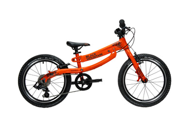 18 inch kids bike with gears