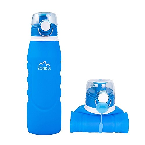 ZOADLE - Collapsible Water Bottle