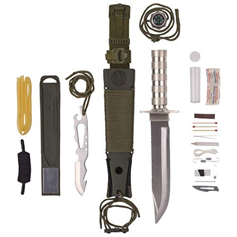 Maxam - Survival Knife