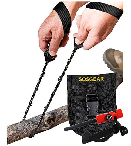 SOS Gear - Pocket Chain Saw