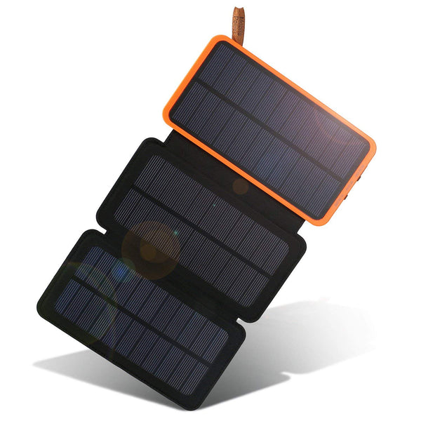 Allimity - Solar Charging Battery Power Pack