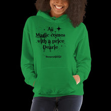 Valentine's day,Once upon a time, Rumpelstiltskin,All magic comes at a price,graphic Sweatshirt,best friend gift,adults gift, winter fashion