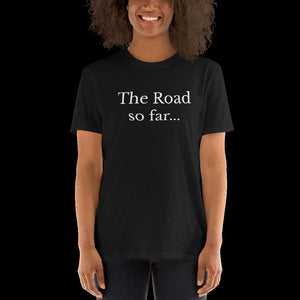 Supernatural The road so far, Unisex shirt funny tshirt yoga,winter,Supernatural fans,bestfriend,Hubby gift,Boyfriend