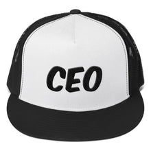 CEO hat, Trucker Cap