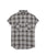 Reason Sleeveless Flannel Shirt - White