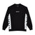 Hermano Logo Taped Fit Sweatshirt - Black