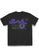 Money Stencil Block T-Shirt - Black