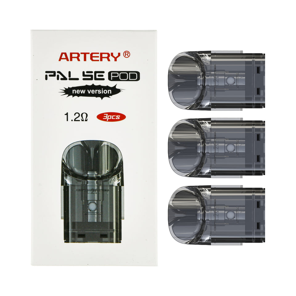 Artery Pal SE 3-Pack Pods