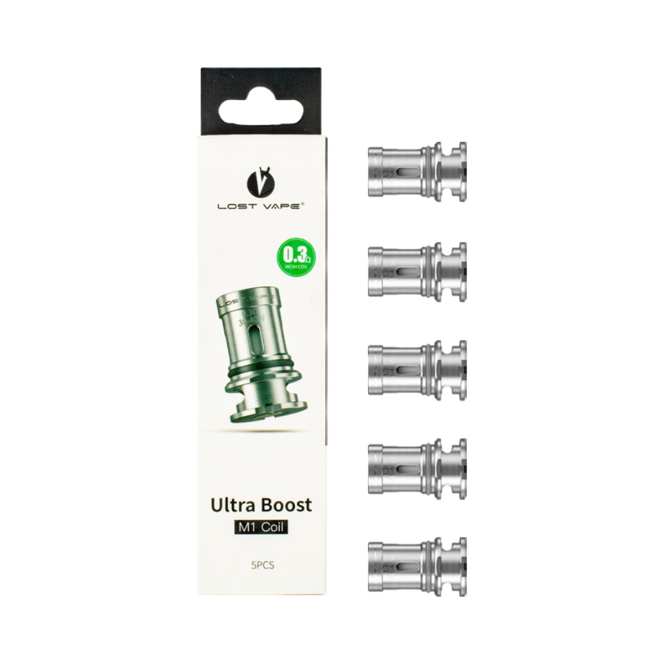 Lost Vape Orion Q-Ultra 5-Pack Coils