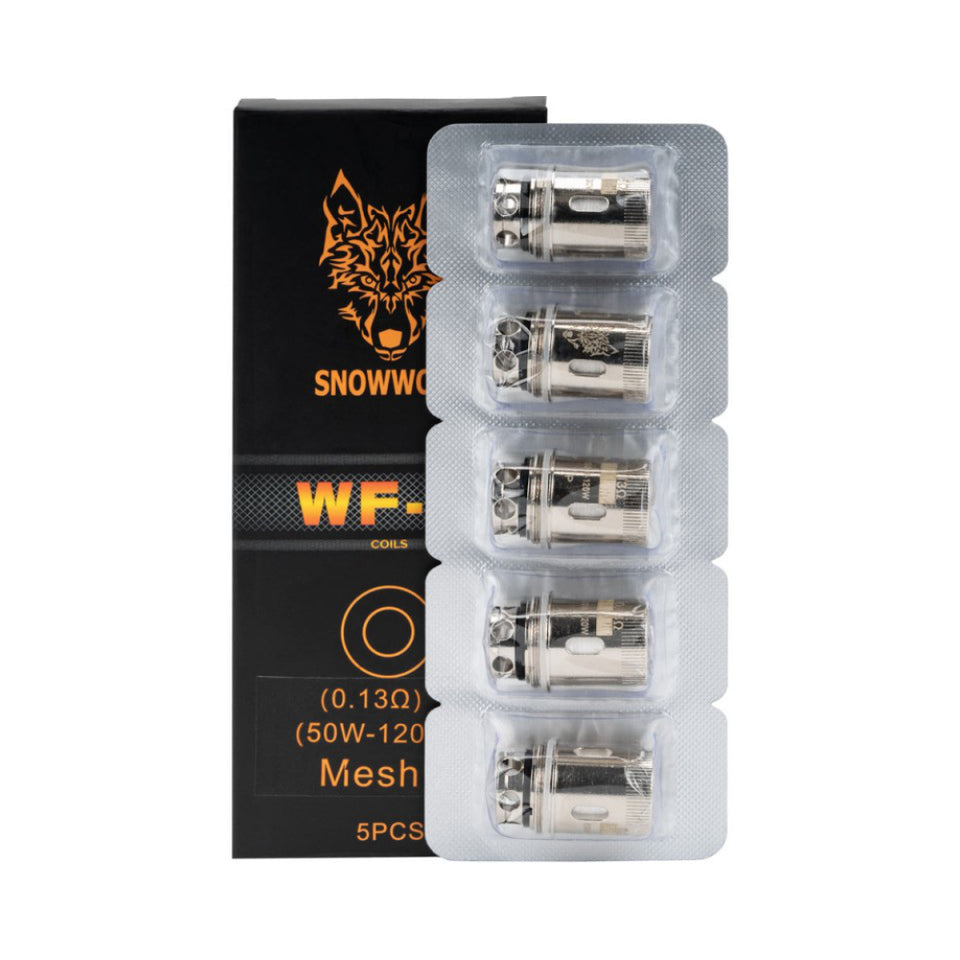 SnowWolf WF 5-Pack Coils