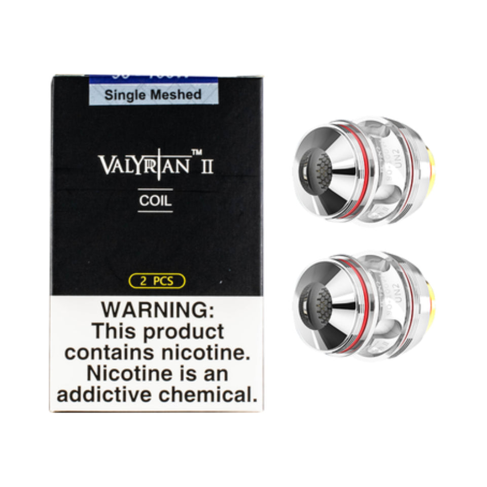 Uwell Valyrian II 2-Pack Coils