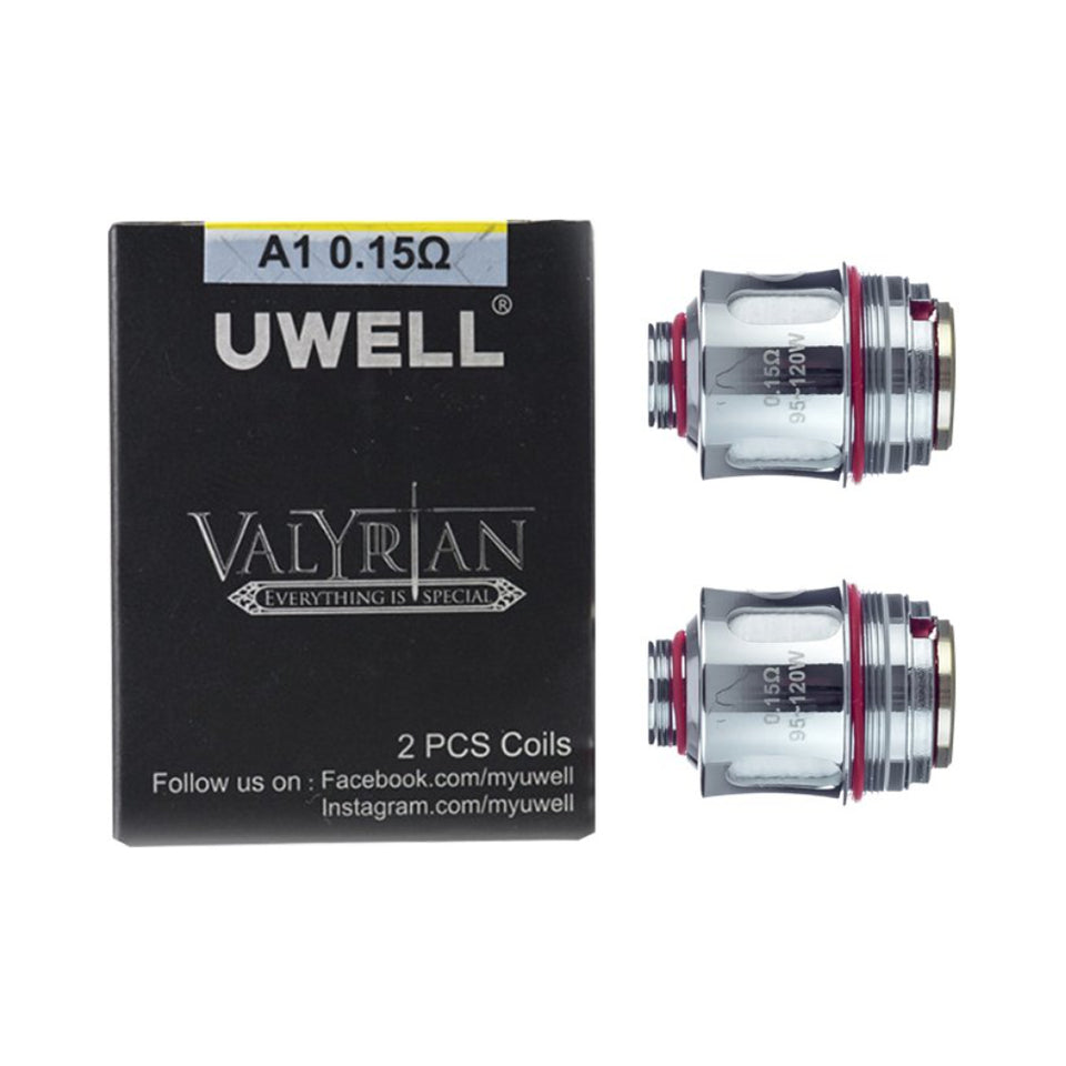 Uwell Valyrian 2-Pack Coils