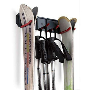 Wall Ski Rack - wealers