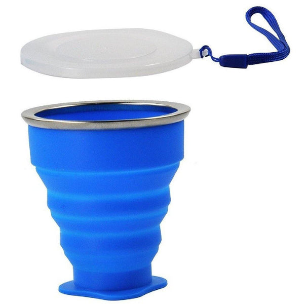 Collapsible Silicone Cup/Mug - wealers