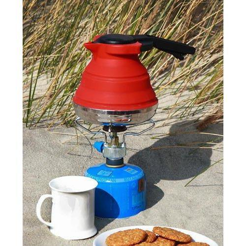 Collapsible Silicone Kettle - wealers
