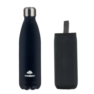 Stainless Steel Thermos Water Bottle - wealers