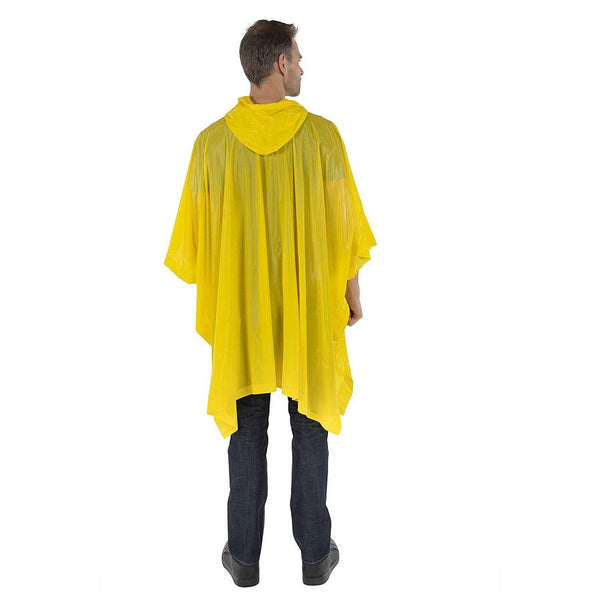 Reusable Rain Poncho for Adult - wealers