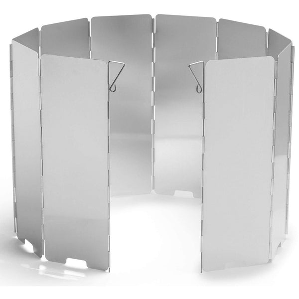 ALUMINUM WINDSCREEN (10 PLATES) - wealers