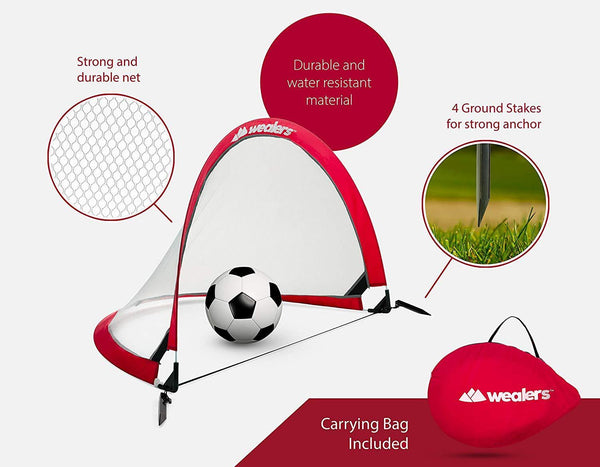 Kids Soccer Goal - wealers
