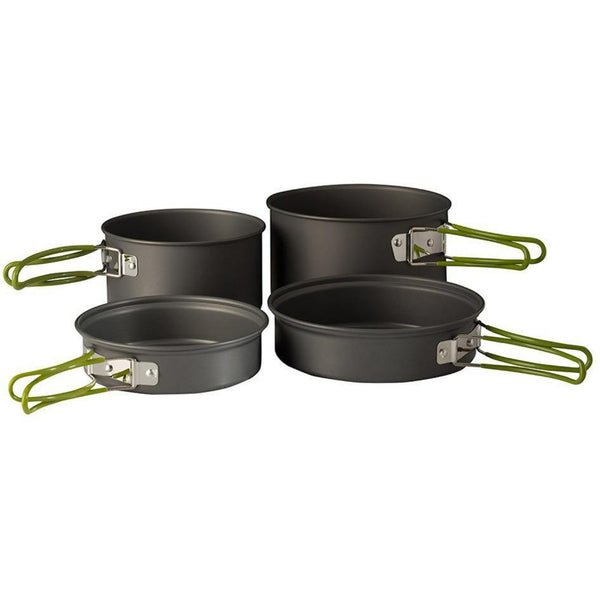 11 pc outdoor cookware kit - wealers