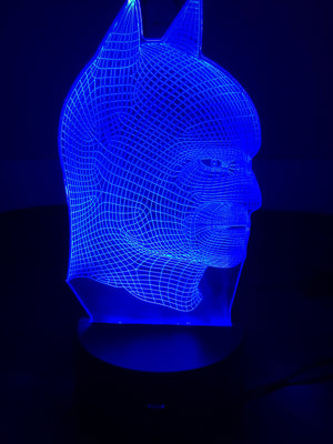 3D LED  Lamps - Gadget Habits - Wireless Earpods, Bluetooth Speakers, 3D Lamps