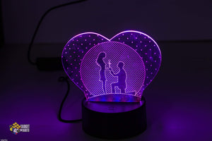 3D Lamps - I Do - Electronics