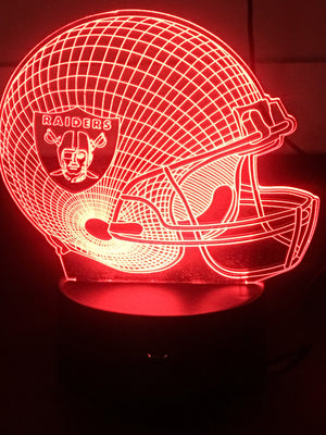 3D Lamps - Raiders - Electronics