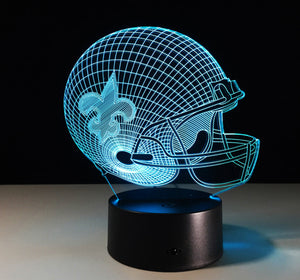 3D Lamps - Saints - Electronics