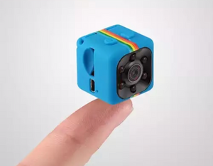 Waterproof Mini Camera - Gadget Habits - Wireless Earpods, Bluetooth Speakers, 3D Lamps