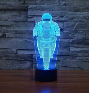 3D Hologram  Lamps