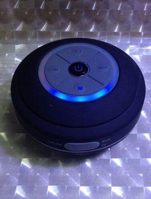 Bluetooth Shower Speaker - Black