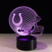 3D Lamps - Colts - Electronics