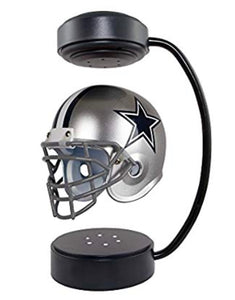 Floating Cowboys Helmet - Gadget Habits - Wireless Earpods, Bluetooth Speakers, 3D Lamps