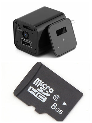 Hd Hidden Camera - Au Plug / 8 Gb - Electronics