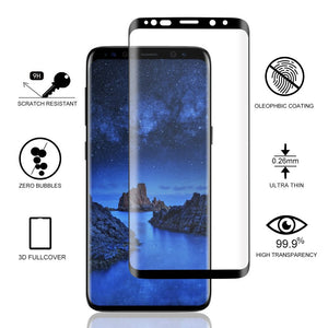 Galaxy and Note Tempered Glass