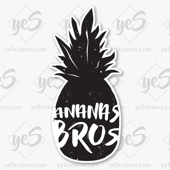 Ananas Bros Pineapple