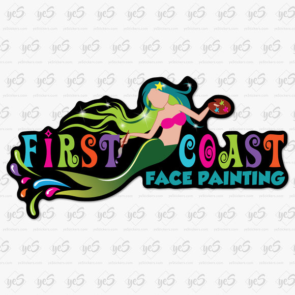 First Coast Face Painting