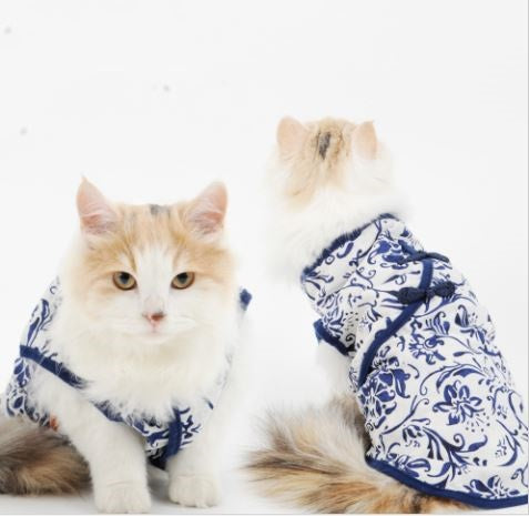 Summer Winter Cat Clothes