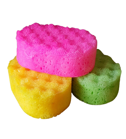 Soap Infused Sponge