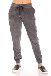 Velour Jogger - Suzette Collection