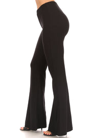Wide Waist BP Fit and Flare Pant - Suzette Collection
