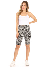Yummy Animal Print Bike short - Suzette Collection