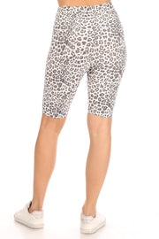 Yummy New Leopard Printed Bike short - Suzette Collection