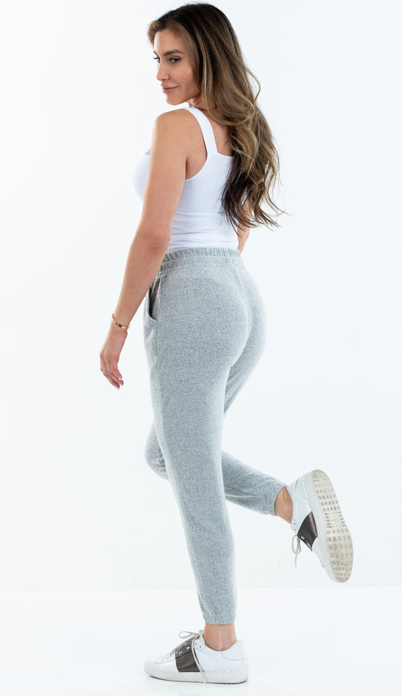 Brushed Super Soft Hacci Jogger