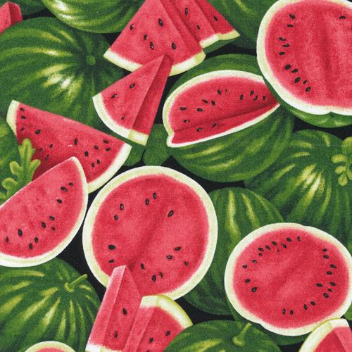 Farmer John's Garden Party : Watermelon 120-13311 : Paintbrush Studio
