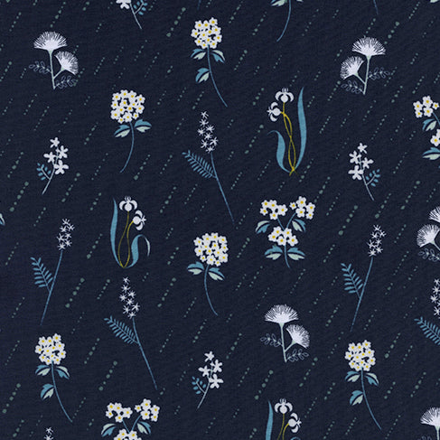 Raindrop by Rashida Coleman-Hale : In Bloom in Night : Cotton and Steel